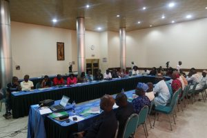 Report On The First Forum Of The Anti-Corruption Situation Room Held On Thursday 22nd March 2018 At The Rockview Hotel Royale Abuja