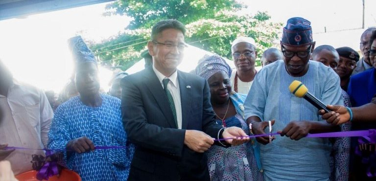 HEDA AND GOVERNMENT OF JAPAN COMMISSIONS IRE-AKARI FISH FARMERS FEEDMILL IN EBUTE-AFUYE, EPE, LAGOS STATE
